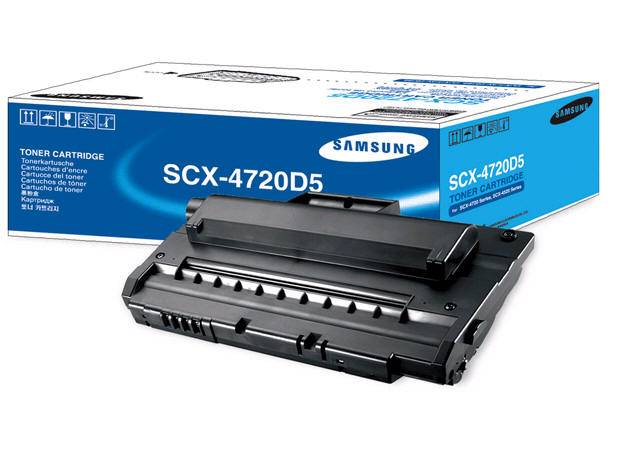 Originální toner Samsung SCX-4720D5, 5000 stran